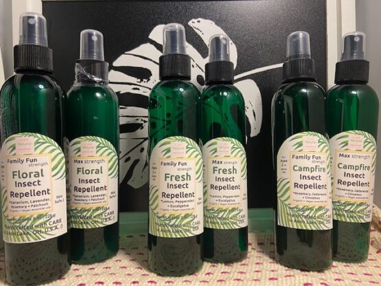 CdK Natural Insect Repellent