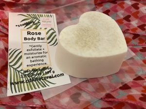 CdK Natural LLC Heart Shaped Body Bar
